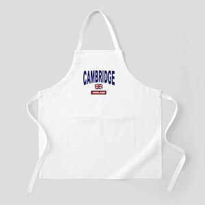 Cambridge England BBQ Apron
