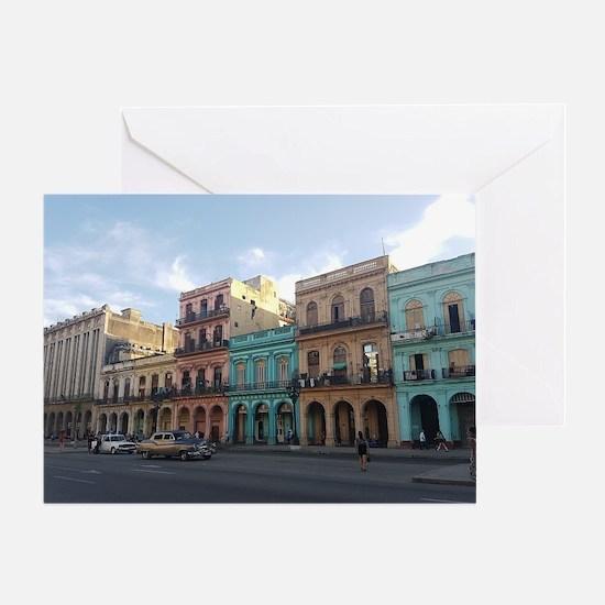 Funny Havana Greeting Card