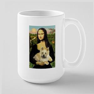 Mona / Cairn T (brin) Large Mug