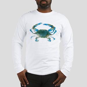 bluecrab Long Sleeve T-Shirt