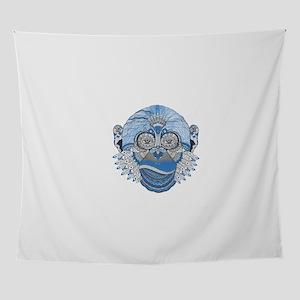 Monkey bealtiful Wall Tapestry