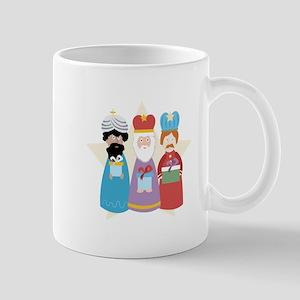 Three Wise Men Mugs