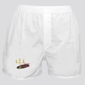 Warm Wishes Boxer Shorts