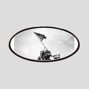 Iwo Jima, raising the flag Patch
