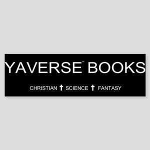 Yaverse Books (bumper) Bumper Sticker