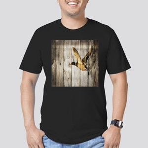 western barnwood wild duck T-Shirt