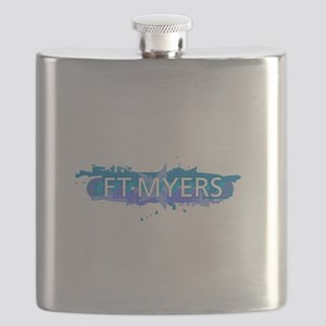 Fort Myers Design Flask