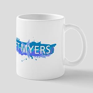 Fort Myers Design Mugs