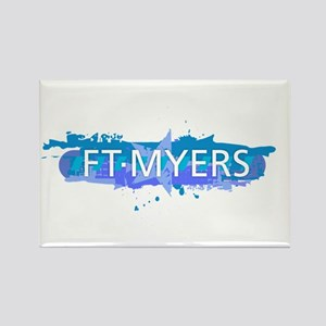 Fort Myers Design Magnets