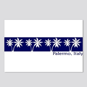 Palermo, Italy Postcards (Package of 8)