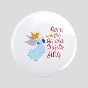 Herald Angels Button