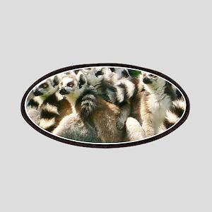 Lemurs Patch