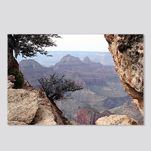 Grand Canyon North Rim, A Postcards (Package of 8)