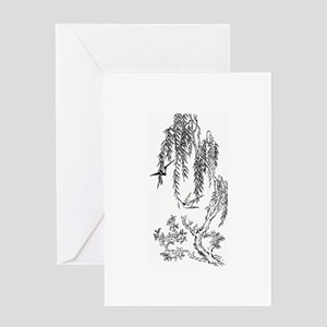 TATTOO ART Greeting Card