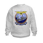 USS ANTIETAM Kids Sweatshirt