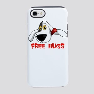 free hugs iPhone 8/7 Tough Case