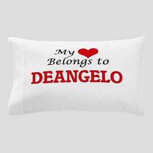 My heart belongs to Deangelo Pillow Case