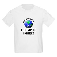 World's Greatest ELECTRONICS ENGINEER T-Shirt