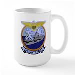 USS ANTIETAM Large Mug