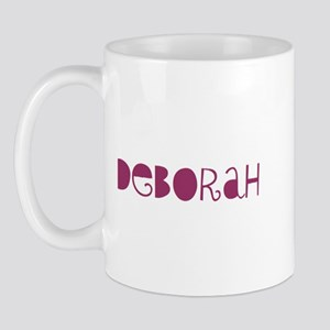 Deborah Mug