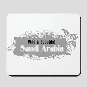 Wild Saudi Arabia Mousepad