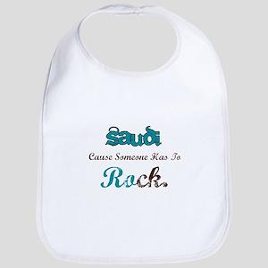 Saudi Rocks Bib