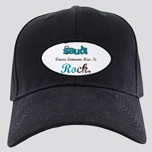 Saudi Rocks Black Cap