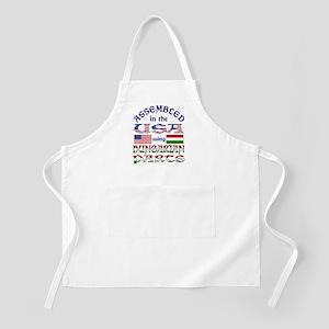 USA/Hungarian Parts BBQ Apron
