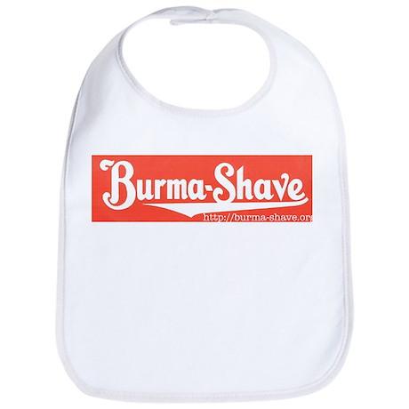Burma-Shave Bib
