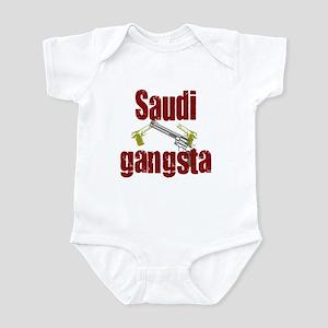 Saudi gangster Infant Bodysuit