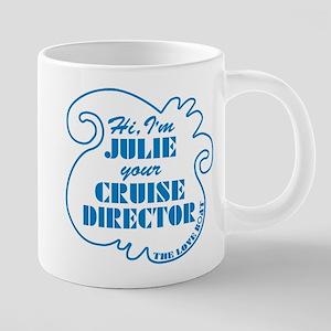 Love Boat Julie Cruise Director Mugs