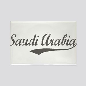 Saudi Arabia flanger Rectangle Magnet