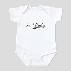 Saudi Arabia flanger Infant Bodysuit