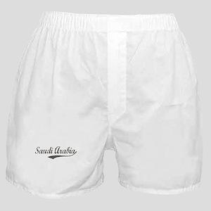 Saudi Arabia flanger Boxer Shorts