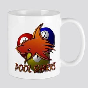 Pool Sharks Mugs