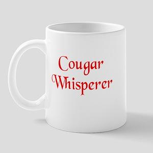 Cougar Whisperer Mug
