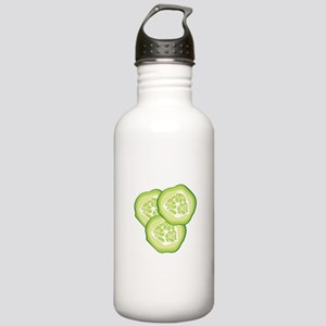 Cucumbers Water Bottle