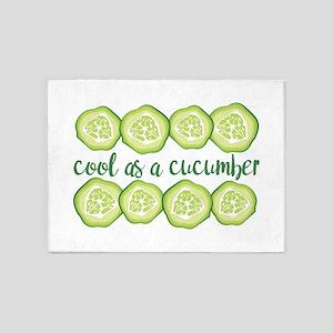 Cool Cucumber 5'x7'Area Rug