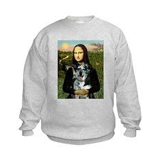 Mona's Catahoula Leopard Sweatshirt