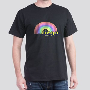 Siena, Italia Dark T-Shirt