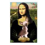 Mona / C Crested(HL) Postcards (Package of 8)
