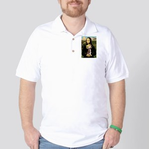 Mona / C Crested(HL) Golf Shirt