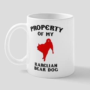 Karelian Bear Dog Mug