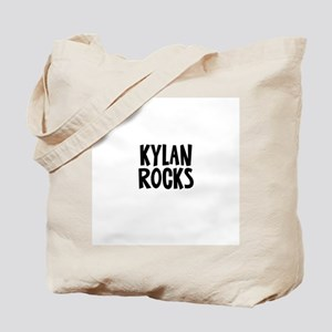 Kylan Rocks Tote Bag