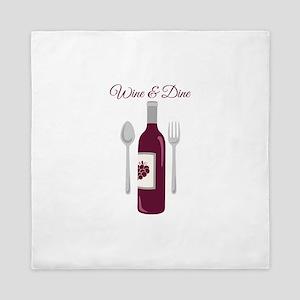 Wine & Dine Queen Duvet