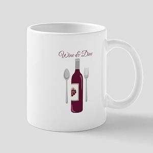 Wine & Dine Mugs