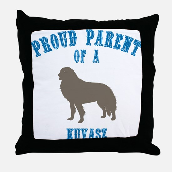 Kuvasz Throw Pillow