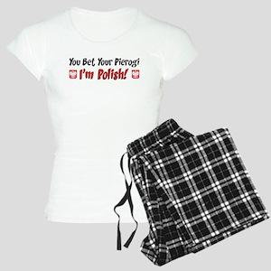 You Bet Your Pierogi Im Polish Pajamas