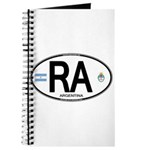 Argentina Euro Oval Journal