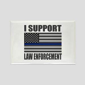 I Support Law Enforcement Magnets